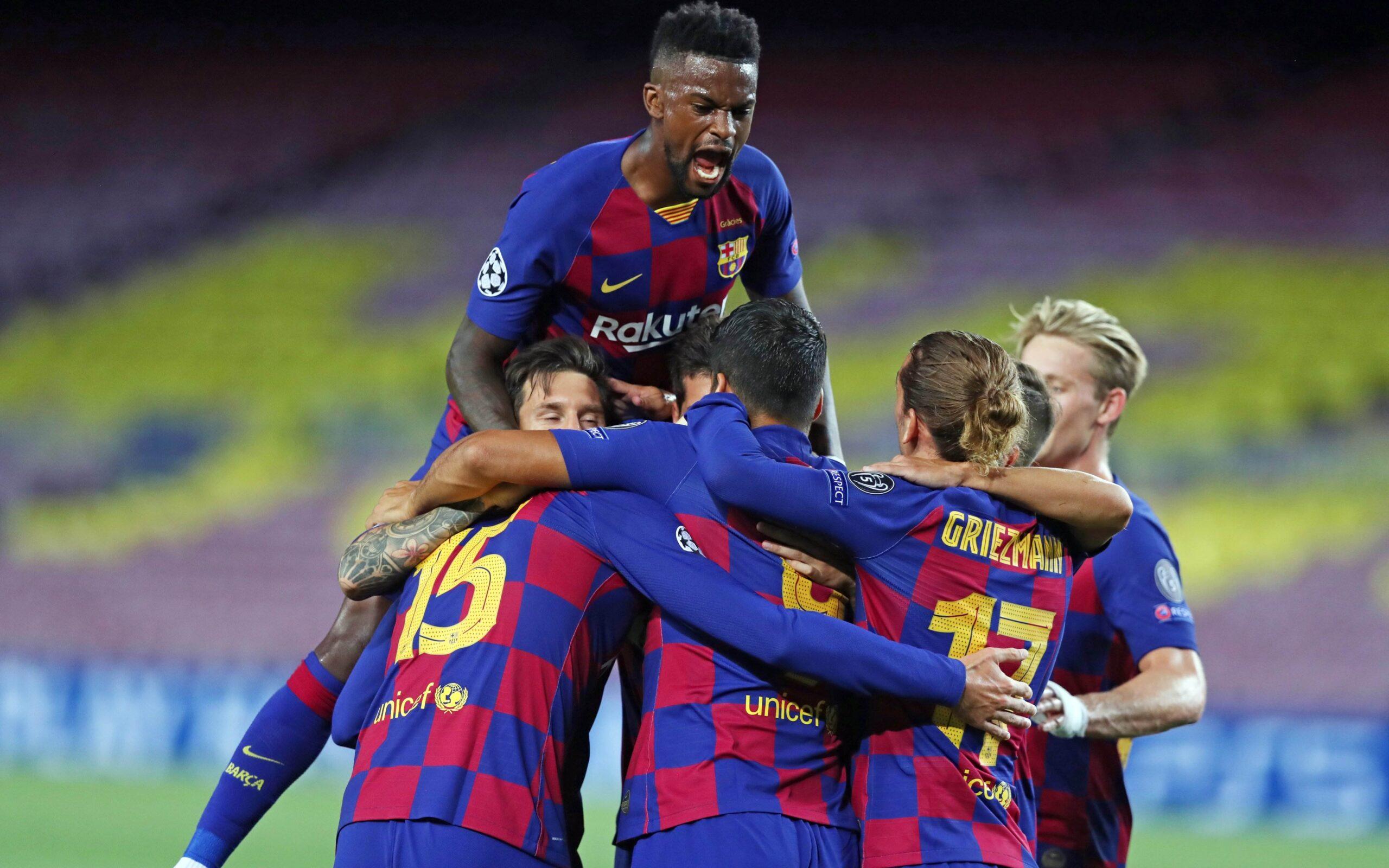 تشكيلة فريق برشلونة امام أتلتيك بيلباو في نهائي كأس السوبر الإسباني