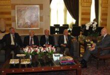 تم عقد إتفاق الطائف لمجلس النواب اللبناني عام