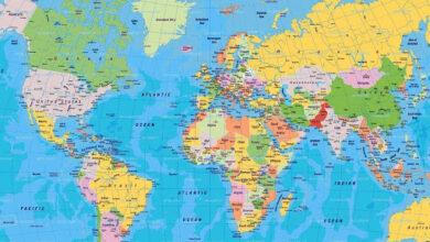 في رايك لماذا اصبحت الخرائط اكثر دقه من الخرائط القديمه