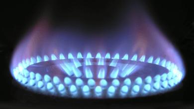 كم لترا من غاز البروبان يلزم لكي تحترق