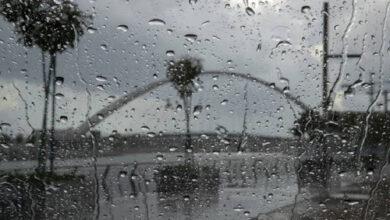 الامطار التضاريسيه تهطل في جميع فصول السنه