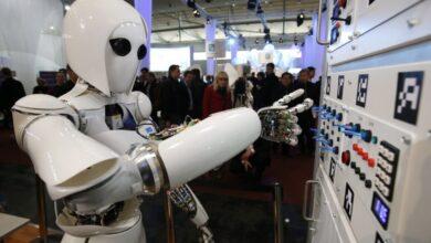 التكرار المشروط هو تكرار العمليات التي يقوم بها الروبوت ما لم يتحقق الشرط