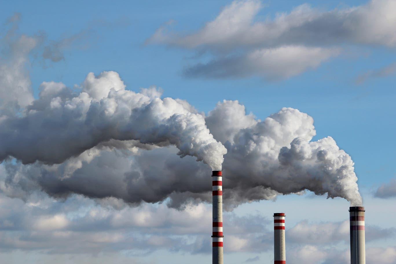 حرق الوقود الحفري هو السبب الرئيسي لظاهرة - طموحاتي