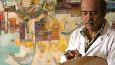 ظهر الفن التشكيلي في المملكة العربية السعودية فترة الستينات الميلادية