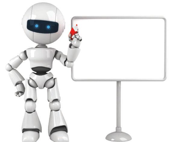 لا يوجد كود برمجي محدد لمسابقات الروبوت