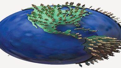 من مقومات جذب السكان المناخ
