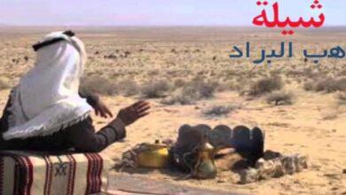 هب البراد وزانت النفسيه كلمات