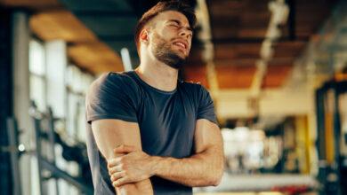 يشعر بعض الرياضيين بشد وألم في العضلات بعد بذل المجهود