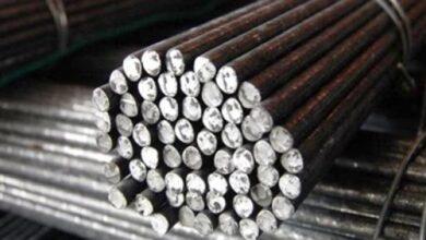 الفولاذ خليط من الحديد والكربون