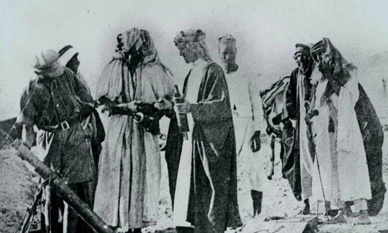 العرجاني من اي قبيلة