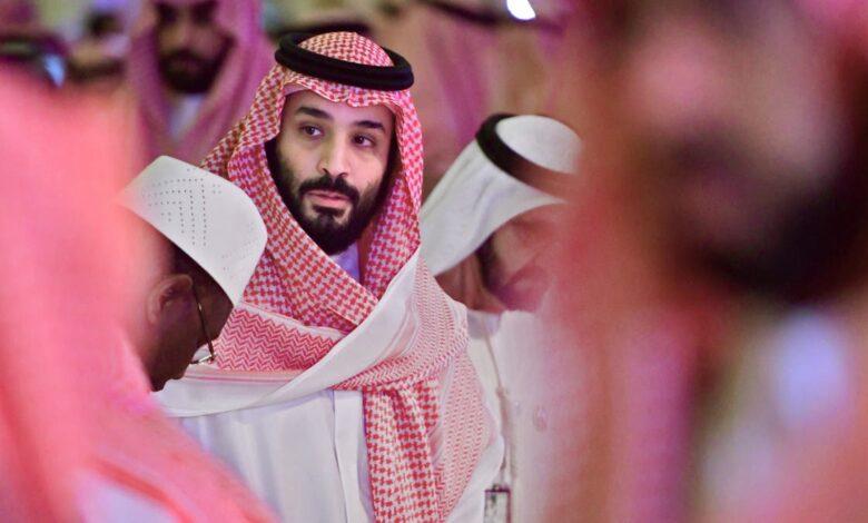 ما هو الجبل الذي شبه فيه سمو سيدي الأمير محمد بن سلمان همة السعوديين؟