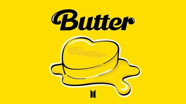 كلمات اغنية butter