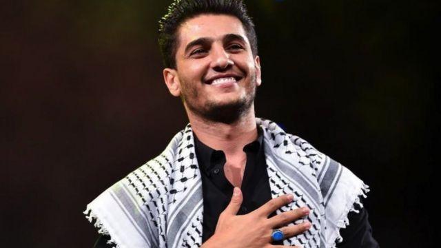 كلمات أغنية الله معانا و مقوينا إحنا الفلسطينية