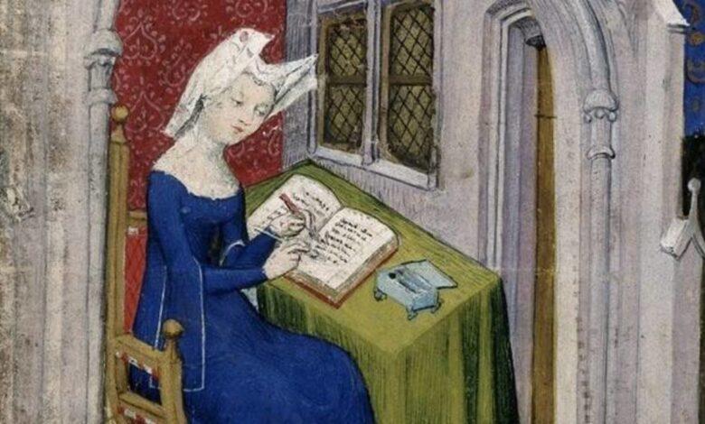 في اي عام انهت christine de pizan كتابها الرئيسي