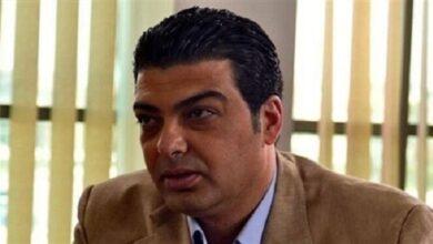 ما سبب وفاة والد الفنان احمد منير