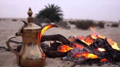 كلمات شيلة البارحة يا عرب