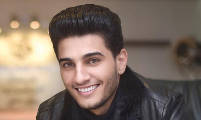 كلمات اغنية عاش الحلو محمد عساف