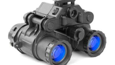 لتحديد مواقع الأشخاص في الظلام تستخدم منظار الرؤية الليلية التي تعمل بالموجات فوق البنفسجية ؟