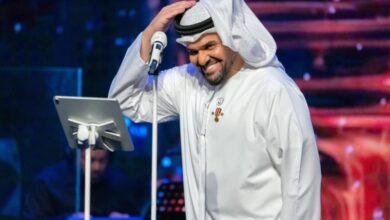 كلمات اغنية بحبك وحشتيني حسين الجسمي