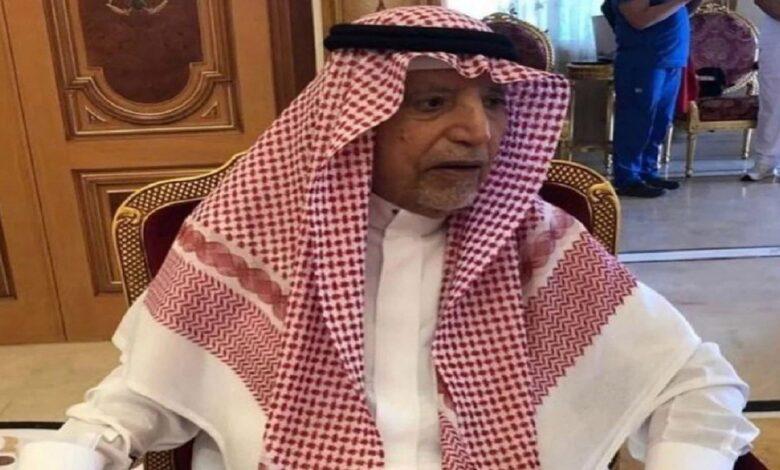 سبب وفاة الامير عبدالله بن محمد بن عبدالعزيز