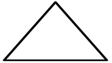 طول الضلع المجهول في المثلث المقابل هو